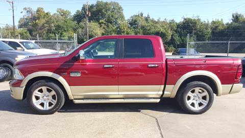 2012 RAM Ram Pickup 1500 for sale at AUTO WORLD OF TEXAS in Katy TX