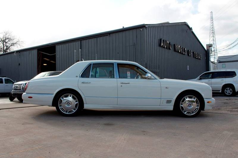 2009 Bentley Arnage for sale at AUTO WORLD OF TEXAS in Katy TX