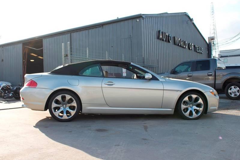 BMW Series For Sale CarGurus - 2005 bmw 645ci convertible price