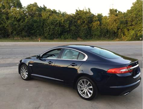 2012 Jaguar XF For Sale In Houston, TX