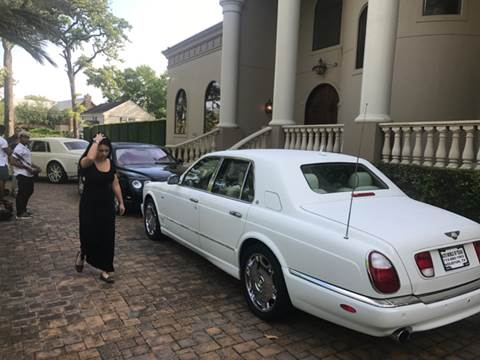 2009 Bentley Arnage for sale in Houston, TX