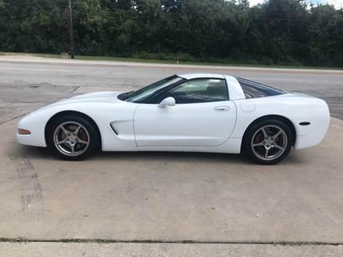 1998 Chevrolet Corvette for sale in Houston, TX