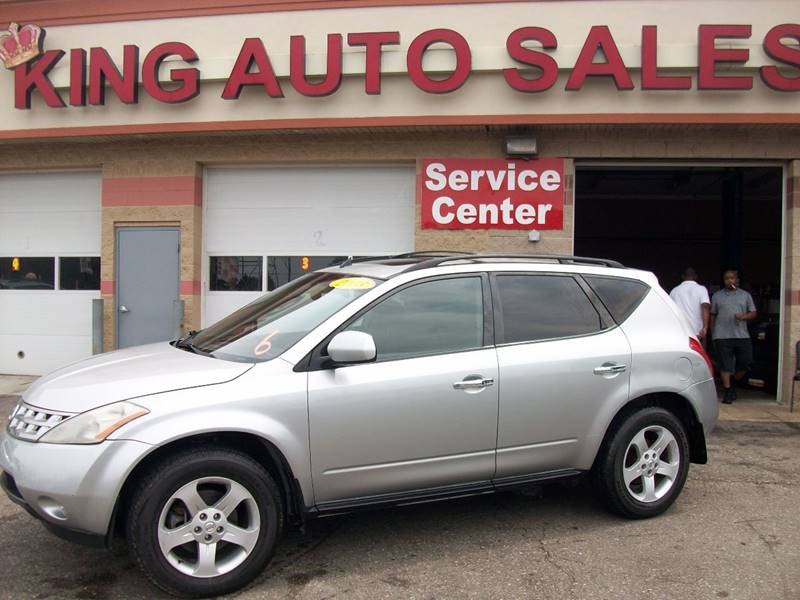 2003 Nissan Murano car for sale in Detroit
