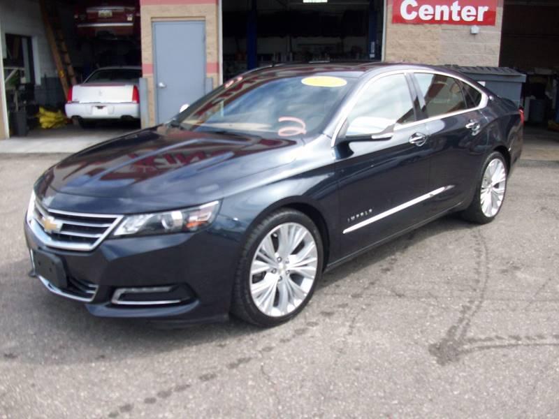 2014 Chevrolet Impala  Miles 94358Color Blue Stock 3980B VIN 2G1155S31E9256759