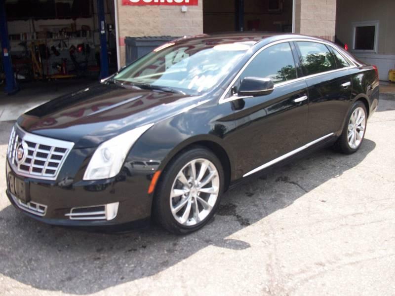 2014 Cadillac Xts  Miles 114466Color Black Stock 3983B VIN 2G61N5S38E9213837