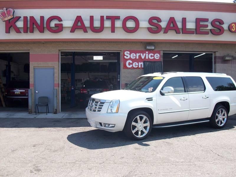 2009 Cadillac Escalade Esv car for sale in Detroit