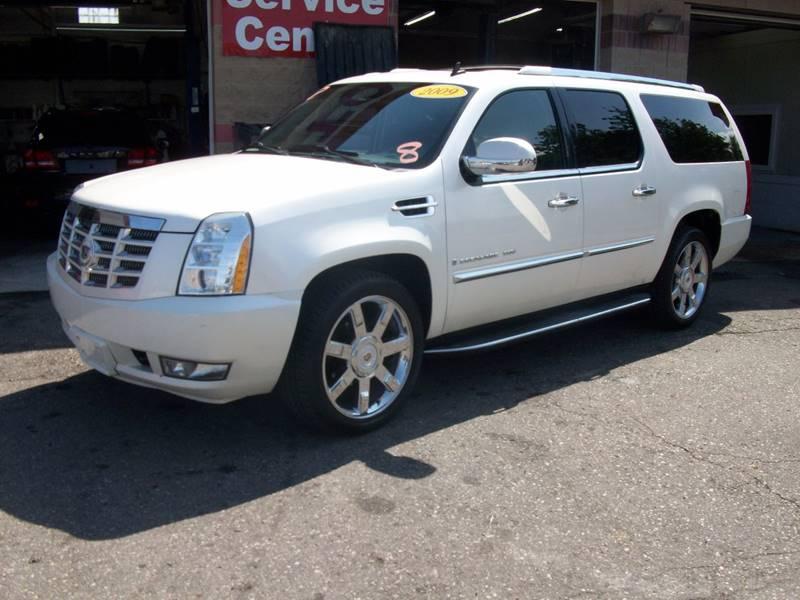 2009 Cadillac Escalade Esv  Miles 95376Color White Stock 3988B VIN 1GYFK26269R265906