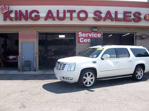 2009 Cadillac Escalade ESV for sale in Detroit, MI