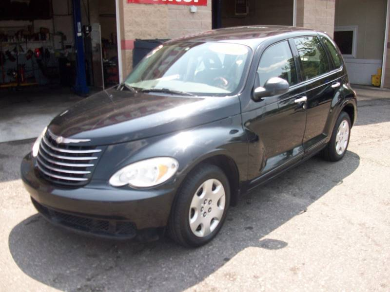 2007 Chrysler Pt Cruiser  Miles 110986Color Black Stock 3989B VIN 3A4FY48B57T562323