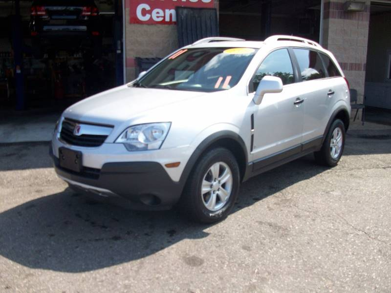 2009 Saturn Vue  Miles 114177Color Black Stock 3990B VIN 3GSCL33P29S538868