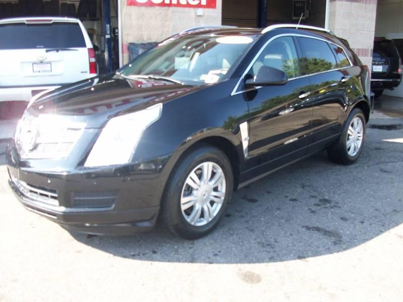 2011 Cadillac Srx  Miles 103190Color Black Stock 3995B VIN 3GYFNAEY4BS665182