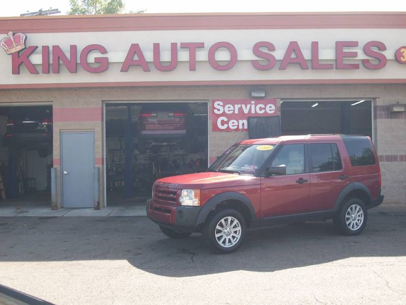 2007 Land Rover Lr3 car for sale in Detroit