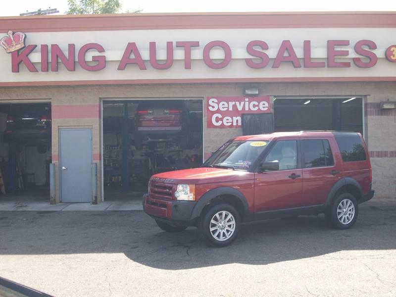 2007 Land Rover Lr3 car for sale in Detroit