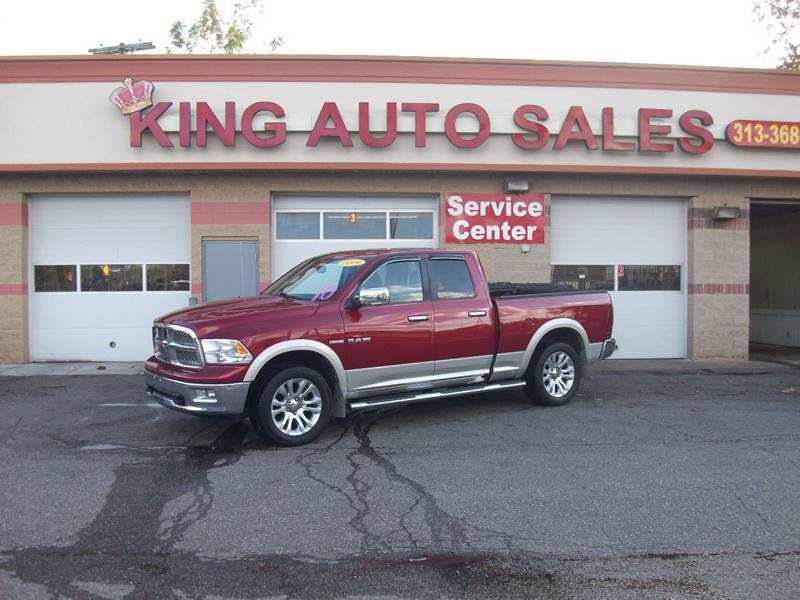 2009 Dodge Ram Pickup 1500 car for sale in Detroit