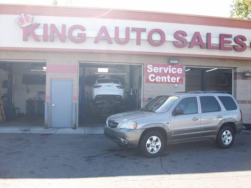 2001 Mazda Tribute car for sale in Detroit