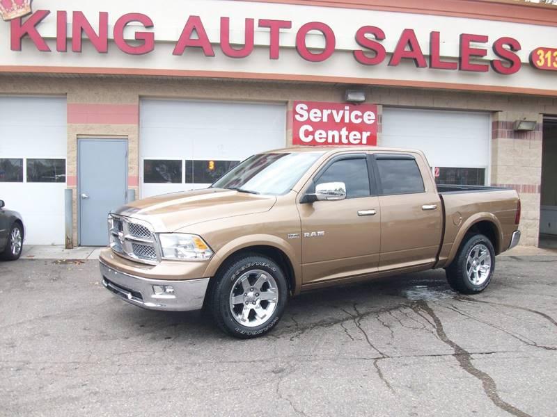 2011 Ram Ram Pickup 1500 car for sale in Detroit