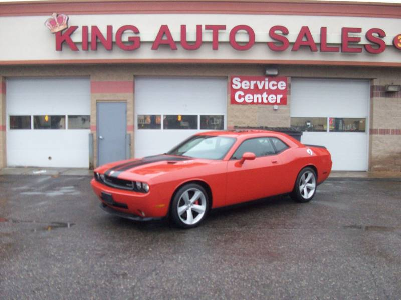 2009 Dodge Challenger car for sale in Detroit