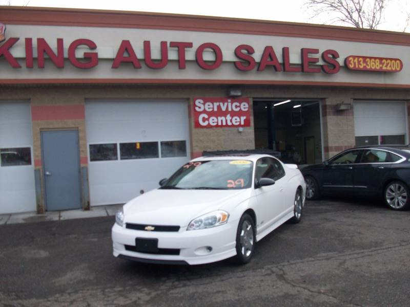 2006 Chevrolet Monte Carlo car for sale in Detroit