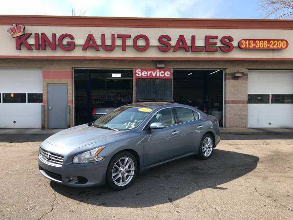 2011 Nissan Maxima car for sale in Detroit