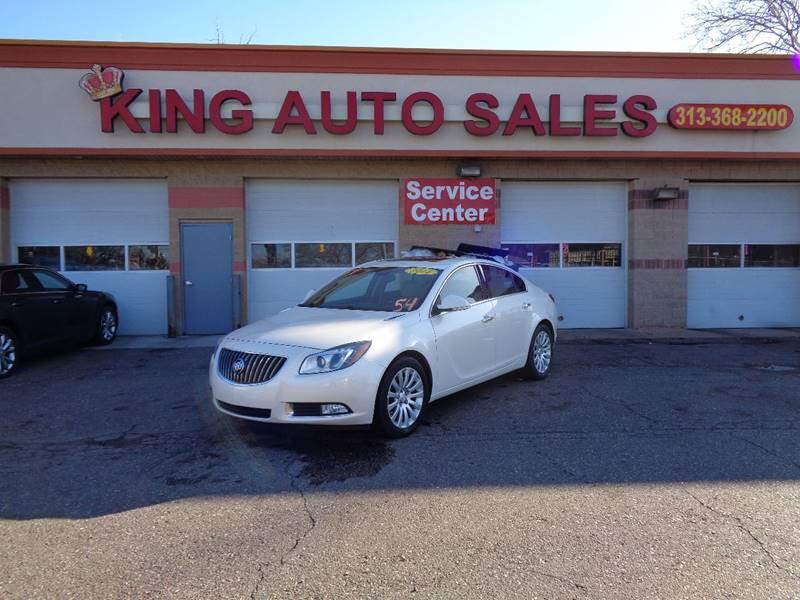 KING AUTO SALES II - Used Cars - Detroit MI Dealer