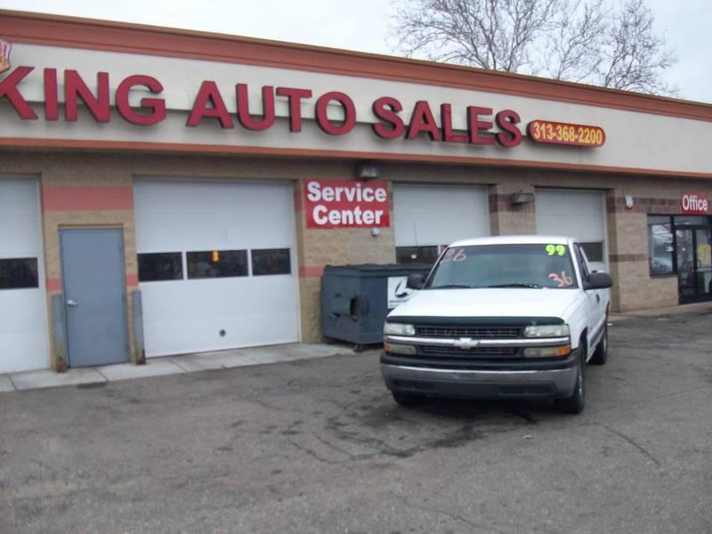 1999 Chevrolet Silverado 1500 car for sale in Detroit