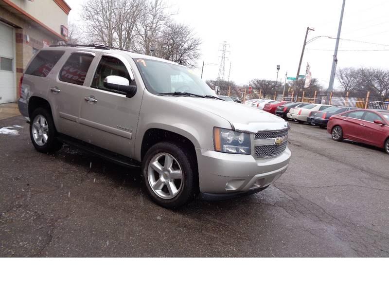 2008 Chevrolet Tahoe car for sale in Detroit