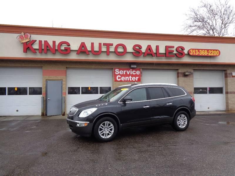 2008 Buick Enclave car for sale in Detroit