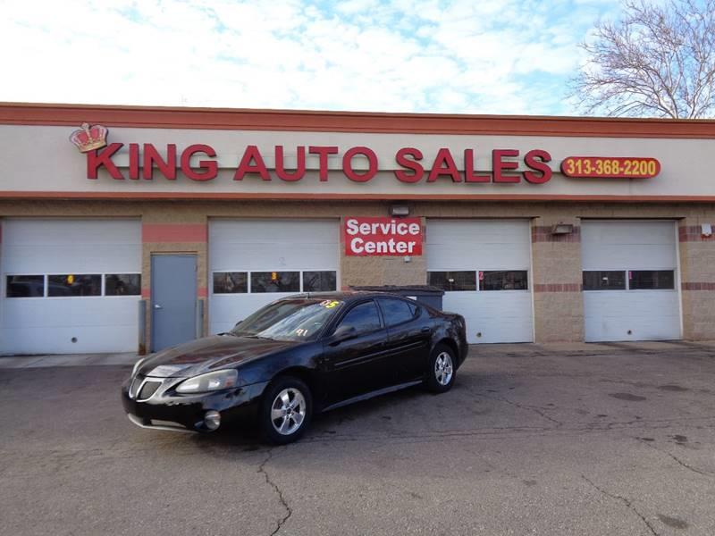 2005 Pontiac Grand Prix car for sale in Detroit