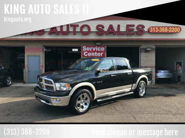 2009 Dodge Ram Pickup 1500 car for sale in Detroit
