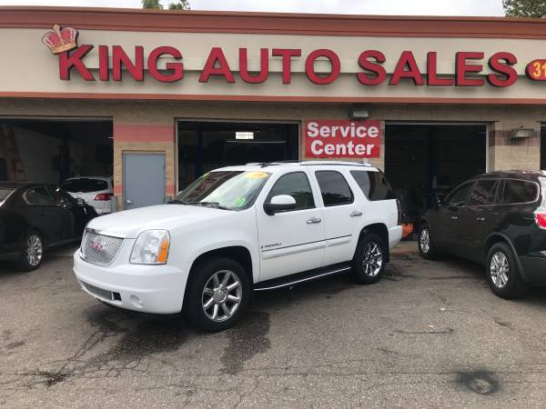 2007 Gmc Yukon car for sale in Detroit
