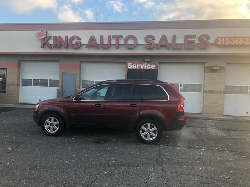 2005 Volvo Xc90 car for sale in Detroit