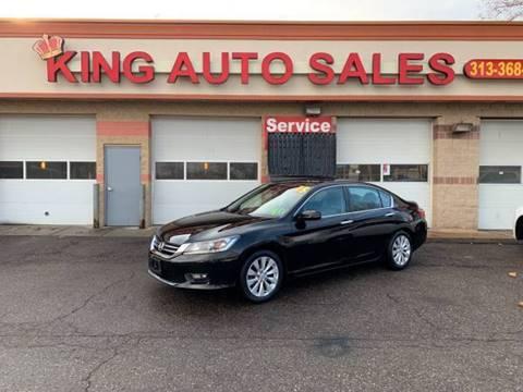 2015 Honda Accord for sale in Detroit, MI