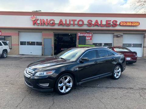 2011 Ford Taurus for sale in Detroit, MI