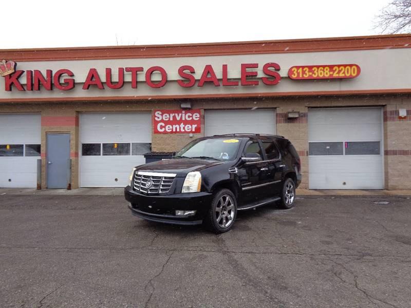 2007 Cadillac Escalade car for sale in Detroit