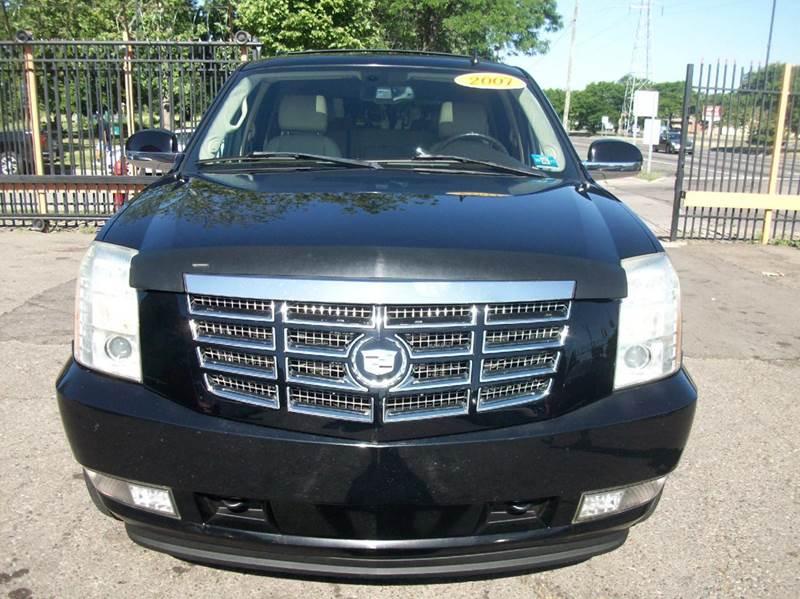 2007 Cadillac Escalade  Miles 128196Color Black Stock 3745b VIN 1GYFK63817R150210