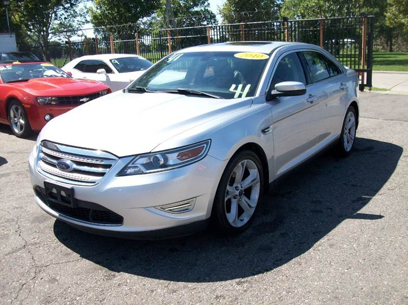 2010 Ford Taurus  Miles 88981Color silver Stock 3769b VIN 1FAHP2KT3AG101212