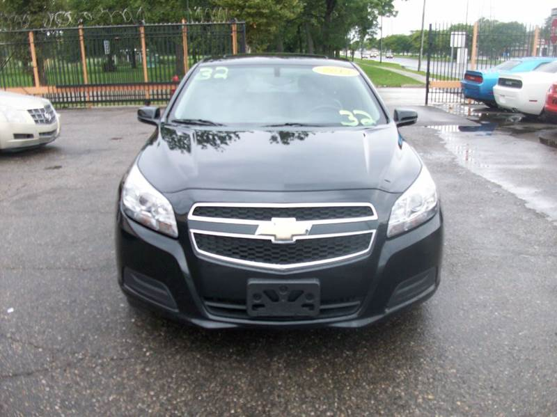 2013 Chevrolet Malibu  Miles 111606Color GREY Stock 36794B VIN 1G11C5SA7DF147698