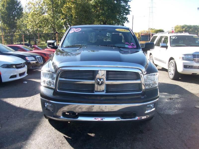 2011 Ram Ram Pickup 1500  Miles 130954Color BLACK Stock 3822B VIN 1D7RV1GT0BS516208
