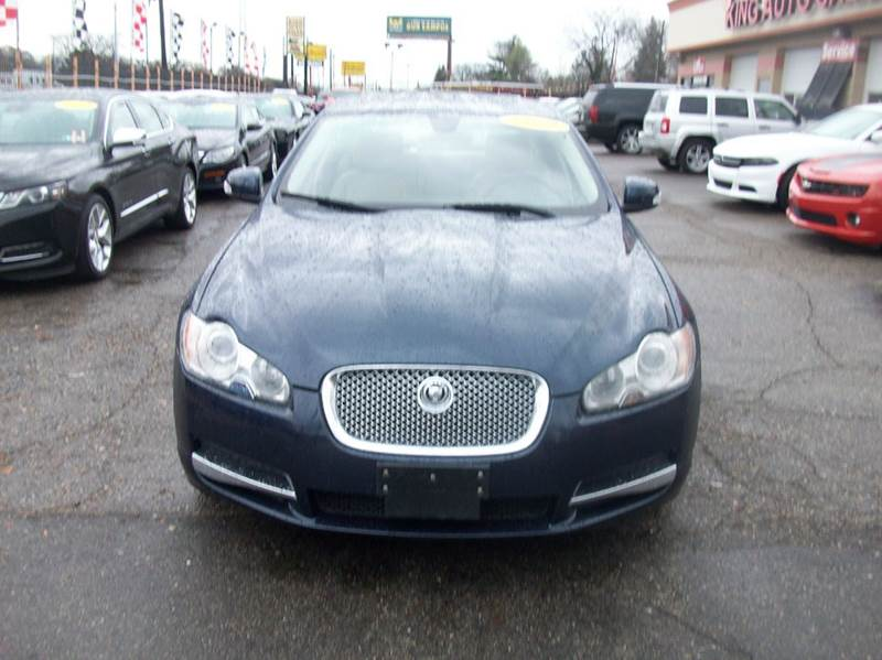 2009 Jaguar Xf  Miles 99651Color Blue Stock 3859B VIN SAJWA05B29HR31469