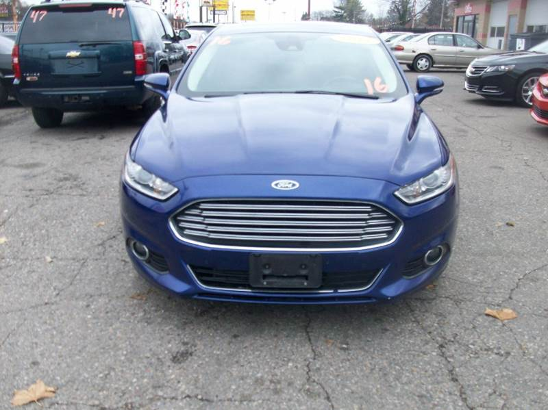 2013 Ford Fusion  Miles 68803Color BLUE Stock 3861B VIN 3FA6P0H93DR381265