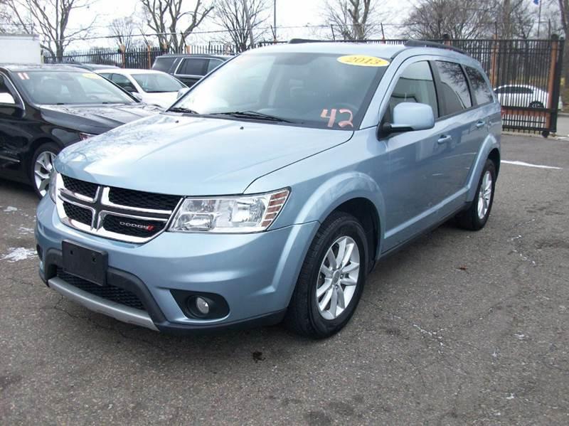2013 Dodge Journey  Miles 102350Color BLUE Stock 3889B VIN 3C4PDDBG6DT683416