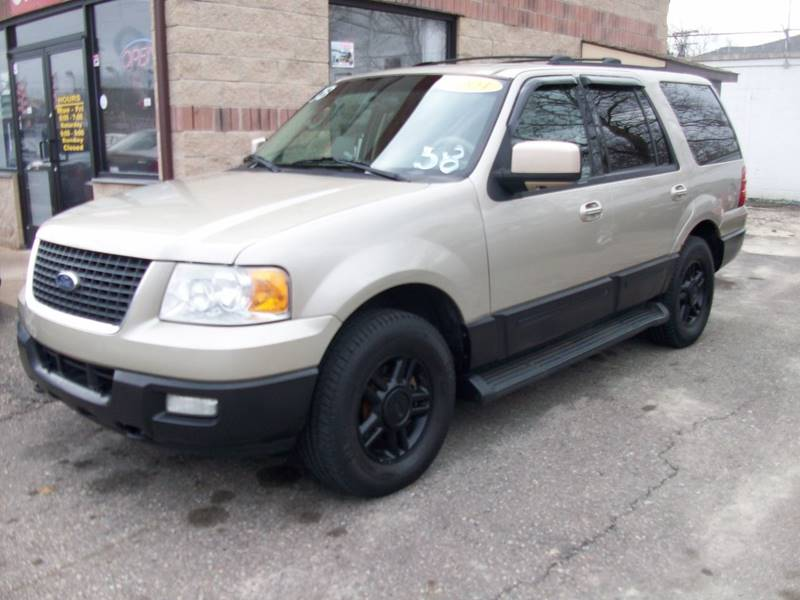 2004 Ford Expedition  Miles 235321Color Tan Stock 3892b VIN 1FMPU16L54LB66878
