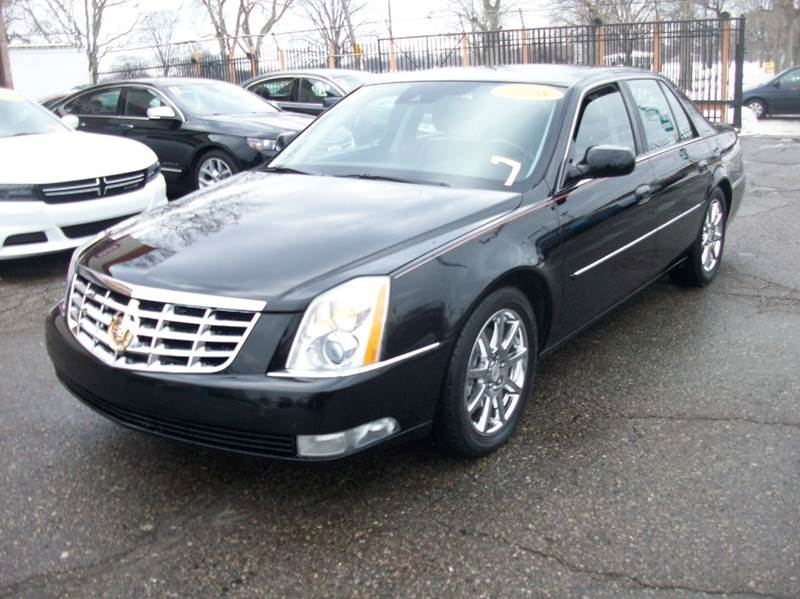 2008 Cadillac Dts  Miles 66706Color Black Stock 3848b VIN 1G6KD57948U133656