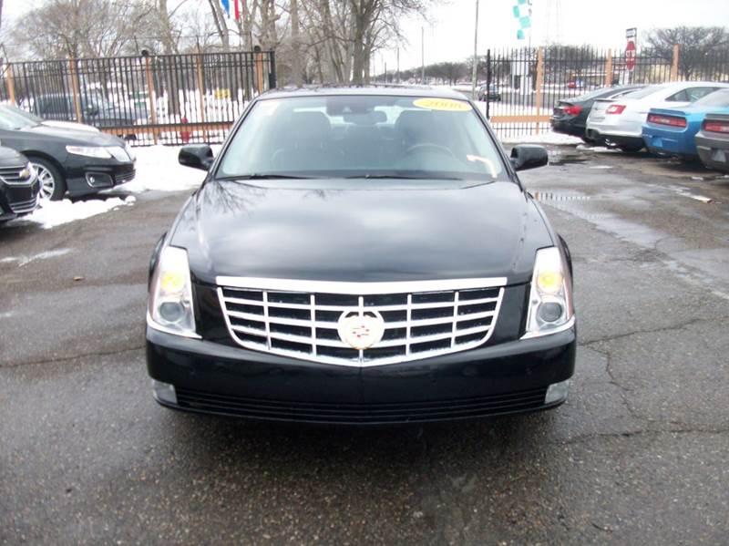 2008 Cadillac Dts  Miles 66706Color Black Stock 3848b VIN 1G6KD57948U133656