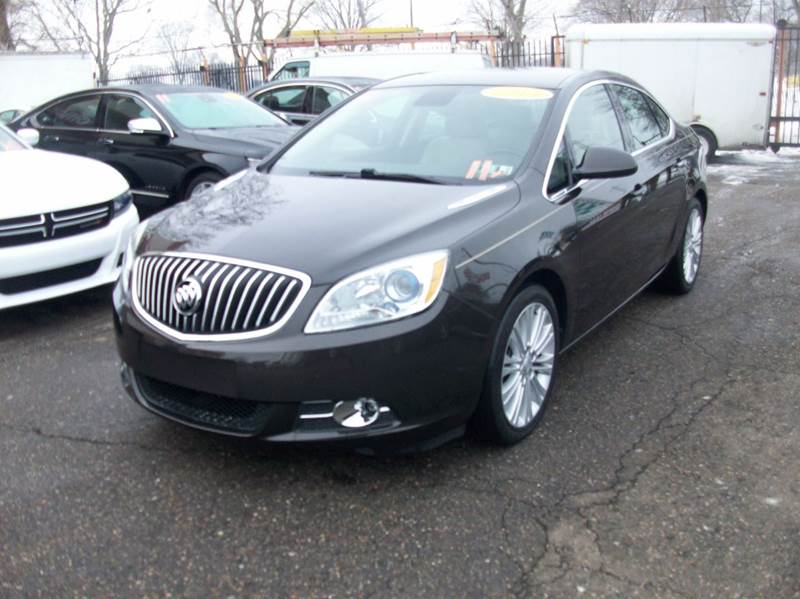 2013 Buick Verano  Miles 32829Color BROWN Stock 3894B VIN 1G4PR5SK5D4190713