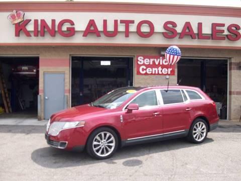2010 Lincoln MKT for sale in Detroit, MI