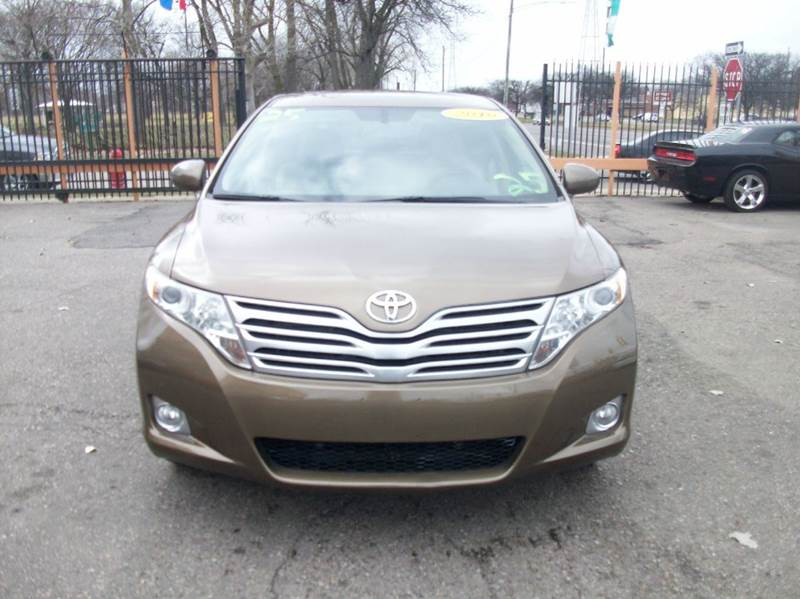 2010 Toyota Venza  Miles 125112Color TAN Stock 3906B VIN 4T3BK3BB4AU038931