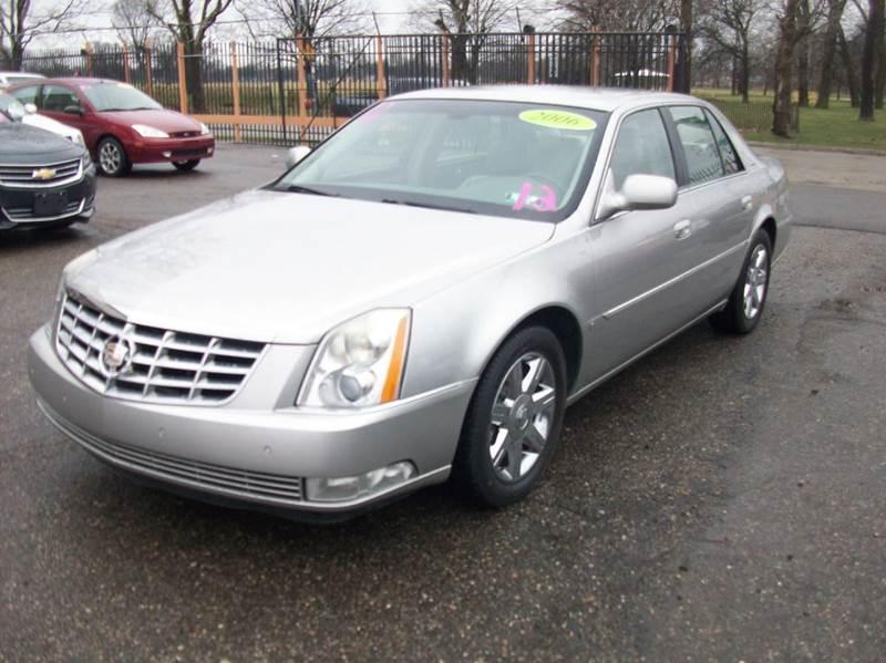 2006 Cadillac Dts  Miles 87657Color SILVER Stock 3928B VIN 1G6KD57Y06U238392