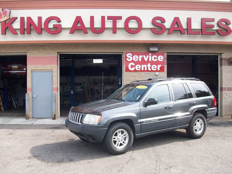 2004 Jeep Grand Cherokee car for sale in Detroit