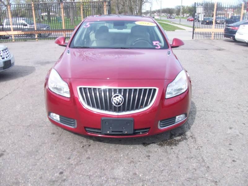 2013 Buick Regal  Miles 114700Color Red Stock 3939B VIN 2G4GS5EV9D9210243